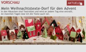 weihnachtstextedorf