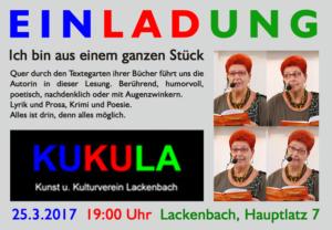 einladung lackenbach